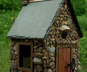birdhouse, country living, and garden image