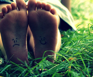 feet, nature, and cute image