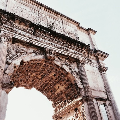 travel, architecture, and paris image