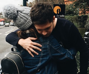 niall horan, fans, and hug image