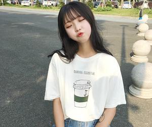 ulzzang, girl, and cute image