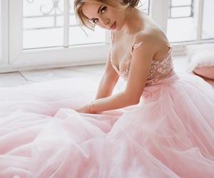 beauty, bridal, and dress image