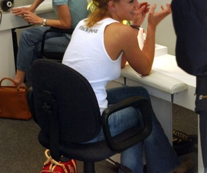britney spears and candid image