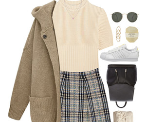beige, inspiration, and style image