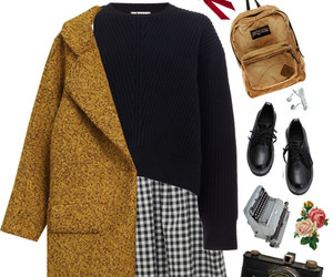 clothes, look book, and ootd image