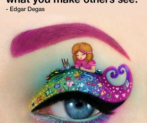 art, beauty, and quotes image