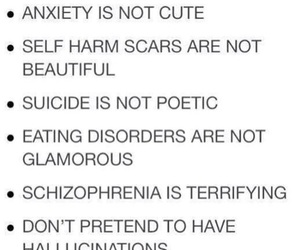 depression, self harm, and suicide image