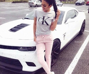 car, clothes, and fashion image