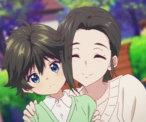 anime, ichijou, and haruhikos mom image