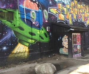 alien, art, and berlin image