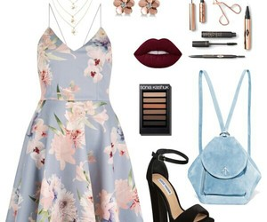 moda, Polyvore, and woman image