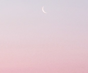 colours, gradient, and moon image