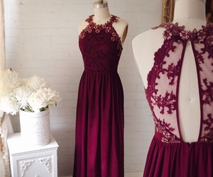 dress, champagne dress, and evening dress image