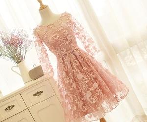 dress, woman dress, and evening dress image