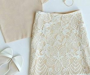 cotton, fashion, and short dresses image