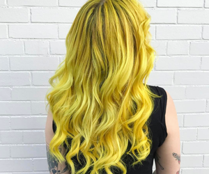 fashion, hair color, and color swatches image