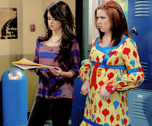 alex russo, girl, and selena gomez image
