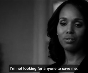 quote, save, and scandal image
