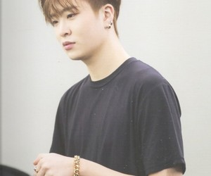 departure, got7, and youngjae image
