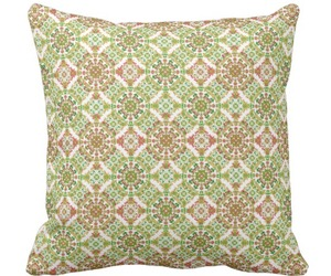 boho, home decor, and pillows image
