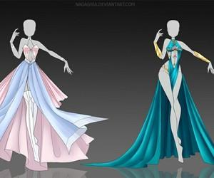 fantasy dresses image