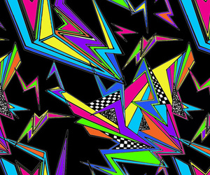 colorful and neon image