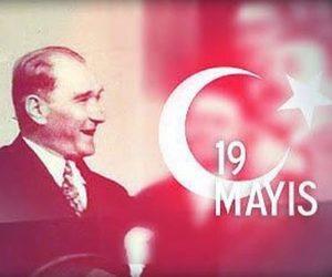 ataturk, ️️️️turkiye, and 19 mayis image
