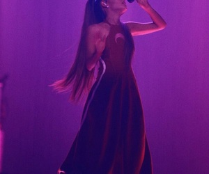 ariana grande, dwt, and dangerous women tour image