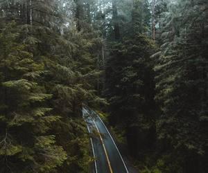 car, cold, and landscape image