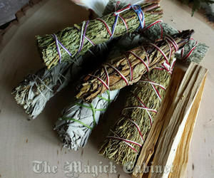 apothecary, etsy, and incense image