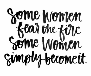 quotes, girl, and women image