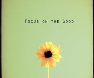 good, quotes, and flowers image