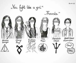 girl, divergent, and book image