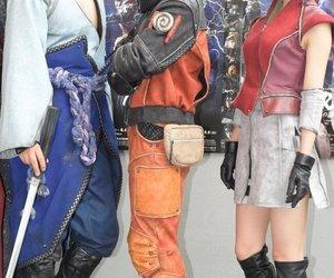 cosplay, sasuke uchiha, and naruto uzumaki image