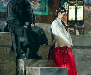 scarlet heart ryeo, iu, and moon lovers image