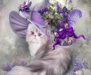 cat, cute kitten, and kitten image
