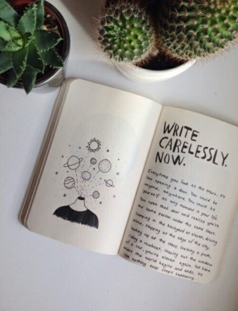 tumblr, book, and art image