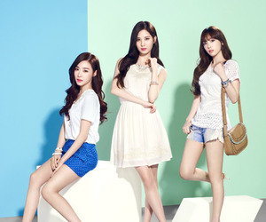 girls generation, snsd, and cf image