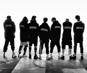 Ikon and kpop image