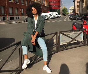 beauty, dope, and fashion image