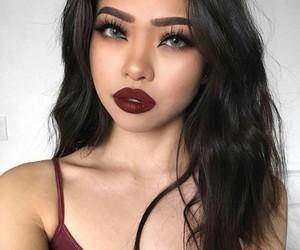 makeup, girl, and icon image