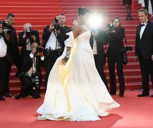 cannes, dior, and paparazzi image
