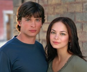 clark kent, kristin kreuk, and smallville image