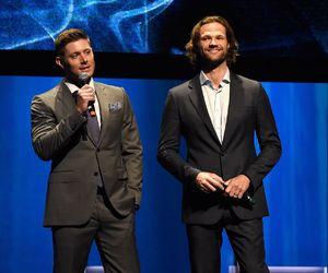 j2, jared padalecki, and Jensen Ackles image