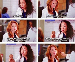 cookie, cristina yang, and quotes image