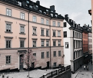city, stockholm, and sweden image