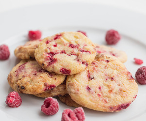 Cookies, raspberry, and food image
