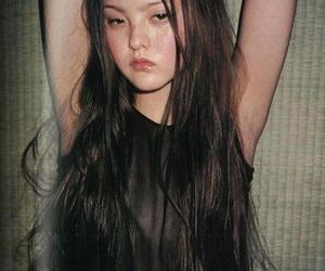 Devon Aoki and girl image