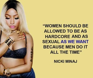 empowerment, nicki minaj, and nicki minaj quote image