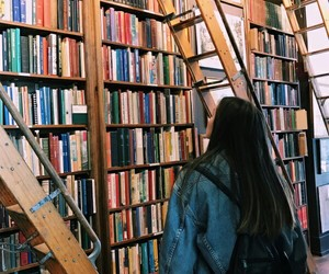 books and hipster image